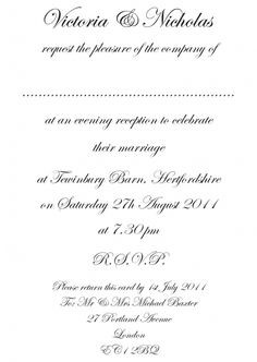 what to write on a wedding invitation Check more image at http://bybrilliant.com/2873/what-to-write-on-a-wedding-invitation