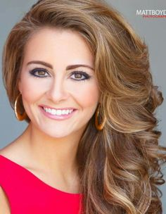 Miss Tennessee 2015--Hannah Robison