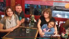 Seguimos disfrutando este hermoso Fin de Semana en Lo de Carlitos Castelar / Ituzaingo!!! Gracias Amigos !!!