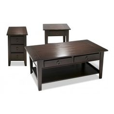 Wellfleet Coffee Table Set