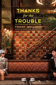 Cover image for Thanks for the trouble