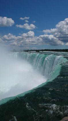 Niagara Fall, Ontario, Canada.*