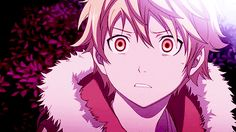 Animated gif about gif in 『Noragami (ノラガミ)』 by ☾lost soul☽ Me Anime, Anime Nerd, Anime Love, Kawaii Anime, Anime Manga, Anime Guys, Anime Stuff, Yatogami Noragami, Yukine Noragami