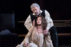 Review: Plácido Domingo Takes On a New Role at the Met Opera. (His 149th.)