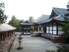 奈良 唐招提寺 | なら散策日記【鹿と亀と猫と犬の日々】