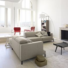 Ligne Roset sofa | lots of configurations, 4 colors
