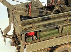 Accessoires Divers, Military Modelling, Model Building, Scale Models, Military Vehicles, Tanks, Recovery, Modeling, Ideas