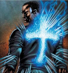 African American Super Heroes | Created by: Phil Hester and Lance Briggs