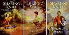 Lois McMaster Bujold, The Sharing Knife series