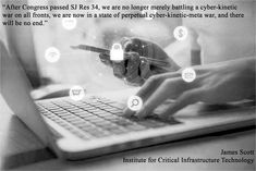 """""""After passed SJ Res we are no longer merely battling a cyber kinetic war on all fronts, we are now in a state of perpetual cyber kinetic & there will be no end""""- James Scott - Für pin Cyber Warfare, Psychological Warfare, James Scott, Fun World, Event Photographer, Culture Travel, Lionel Messi, Battle, Projects To Try"""