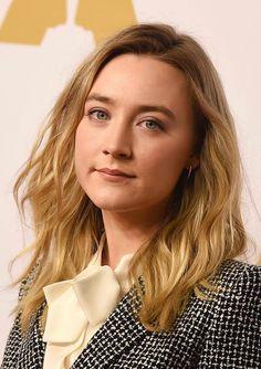 88th Annual Academy Awards Nominee Luncheon Saoirse Ronan Makeup