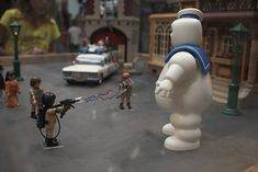 Quiero compartir lo último que he añadido a mi tienda de: Playmobil customized as Ghostbusters. Buy and frame pictures online. Your own photo canvas easily. Use professional photos to decoration. #arte #fotografia #etsy http://etsy.me/2En26qS