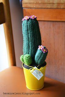 Airali handmade. Where is the Wonderland? Crochet, knit and amigurumi.: Le promesse vanno mantenute... cactus amigurumi!