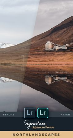 Lightroom Presets for dark and moody landscape photography – Northlandscapes Signature Collection. Ideal for photos taken in Nordic countries like Iceland, Norway, Finland, Canada or the Faroe Islands. Compatible with Adobe Lightroom 4, 5, 6, CC and Classic CC on both Mac and PC.