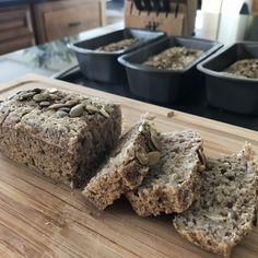 buckwheat bread, Betty Rocker