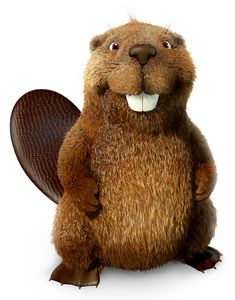 """We have recently been working with a major UK insurance company to design and develop them a new character mascot that will be at the forefront of their brand. The Beaver character nicknamed """"Eddie"""" in our studio, was designed by our highly skilled team … Love Illustration, Character Illustration, Cartoon Drawings, Cute Drawings, Beaver Drawing, Beaver Logo, Book Clip Art, Wood Badge, Library Art"""