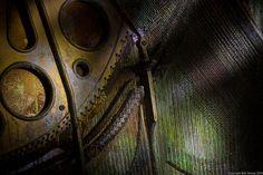 Light painting of an old broken piano. Light Painting, Piano, Photography, Pianos, Photograph, Fotografie, Fotografia, Photoshoot
