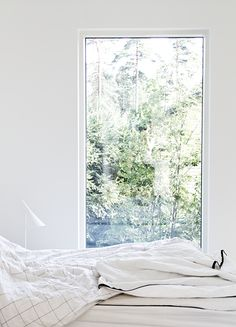 Here we showcase a a collection of perfectly minimal interior design examples for you to use as inspiration. Check out the previous post in the series: 25 Interior Exterior, Home Interior, Interior Architecture, Interior Paint, Home Bedroom, Bedroom Decor, Nordic Bedroom, Clean Bedroom, Interior Design Examples