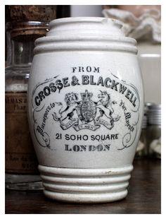 Crosse & Blackwell...