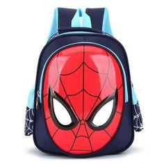 Boys Spiderman School Backpack