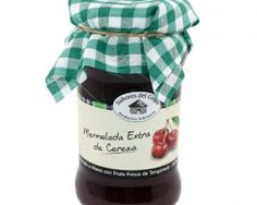 Mermelada 100% Artesanal de Cereza SIN GLUTEN