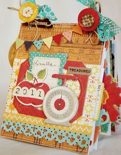Crate Paper Guest Designer :: Anabelle O'Malley