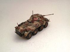 WrocWar: Showcase: Sd.Kfz 234/2 Puma