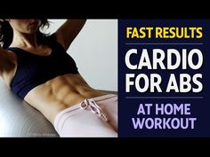 Set your abs on fire!! 6-pack abs workout for women - REAL TIME - YouTube