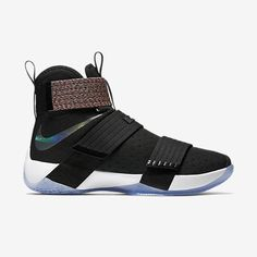 ace9ed2628f Nike Zoom LeBron Soldier 10 Men s Basketball Shoe