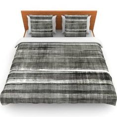gray duvet cover - Google Search