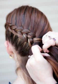 hairstyle for long hair braided hairstyle
