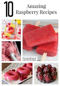10 Amazing Raspberry