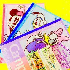 サンスター文具 ディズニーキャンパスノート(5冊パック)