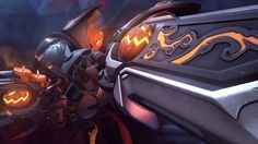 ArtStation - Overwatch : Halloween skins and props, Renaud Galand