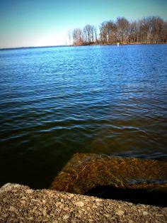 Rend Lake, Southern Illinois
