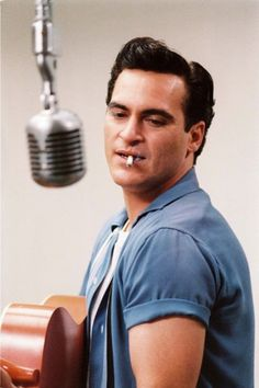 """Walk The Line"" Joaquin Phoenix should have received an award for his part as Johnny Cash. He was amazing."