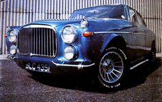 Rover P5 custom, from way back in the Street Machine magazine days... ouch, old.