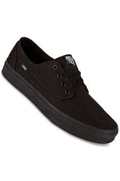 Vans Brigata Schuh (black black)