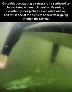 I would have died.!