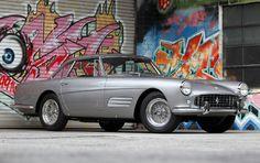 1958 Ferrari 250 GT Coupe Speciale by Pinin Farina