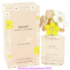 Daisy Eau So Fresh by Marc Jacobs 2.5 oz EDT Spray Perfume for Women New in Box  #MarcJacobs