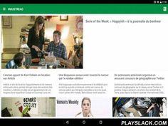 Metro Belgique (FR)  Android App - playslack.com , L'application gratuite de Metro (Belgique) vous offre tous les jours un aperçu de l'actualité nationale et internationale, des infos sur les tendances incontournables, les déplacements, le travail et le sport, ainsi que tous les événements extraordinaires qui se passent dans le monde. Metro est un journal neutre, rédigé par une rédaction indépendante.Grâce à l'application, vous pouvez télécharger le journal ainsi que parcourir les dernières…