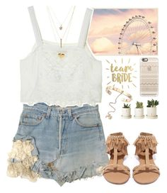 """""""Coachella '16"""" by alexandra-provenzano ❤ liked on Polyvore featuring Charlotte Russe, Casetify, Valentino and Qupid"""