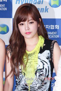 T-ara's Soyeon at Park Concert Red Carpet, 5/12/2012