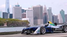 Meet the new Spark SRT05e, the concept for the next generation Formula E car set to debut in 2018. It looks badass, it's safer than the current car and best of all, it incorporates a bigger battery to kill off the confusing, goofy mid-race car swaps once and for all. Formula E may finally be worth watching.