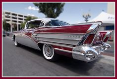 1958 Buick Super Maintenance/restoration of old/vintage vehicles: the material for new cogs/casters/gears/pads could be cast polyamide which I (Cast polyamide) can produce. My contact: tatjana.alic@windowslive.com