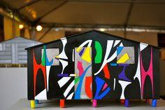 "rogelio polesello art | Rogelio Polesello, Acrylic over wood, ""Entrar es magico salir ..."