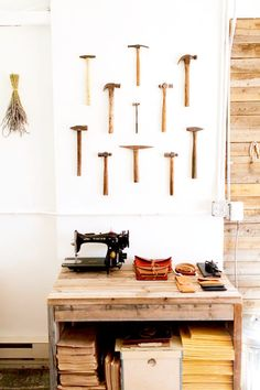Tool Time - Creative Ways to Deck Your Walls, Without Artwork - Photos