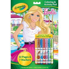 Crayola Color Wonder Markers and Coloring Pad - Disney Pixar Cars ...