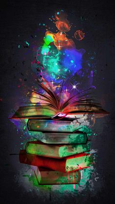 Books Art iPhone Wallpaper - iPhone Wallpapers